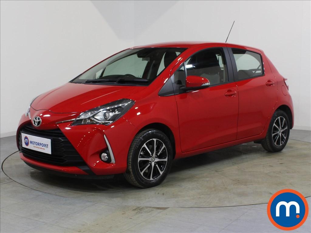 Toyota Yaris Icon Tech - Stock Number 1089909 Passenger side front corner