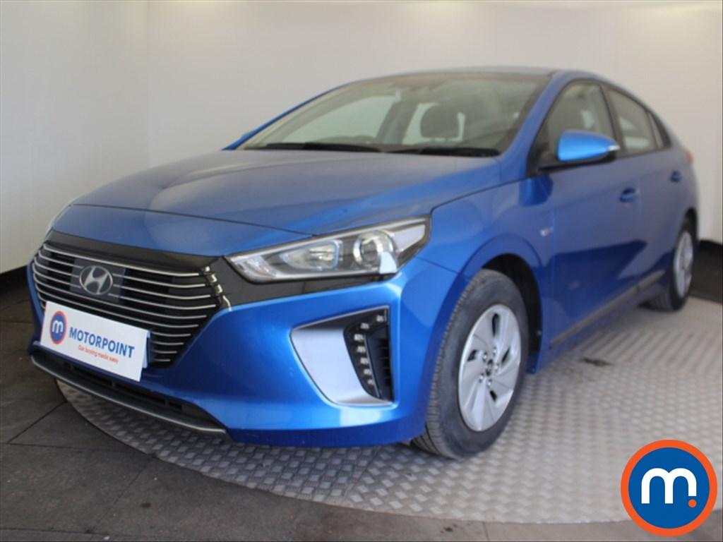 Hyundai Ioniq SE - Stock Number 1080069 Passenger side front corner