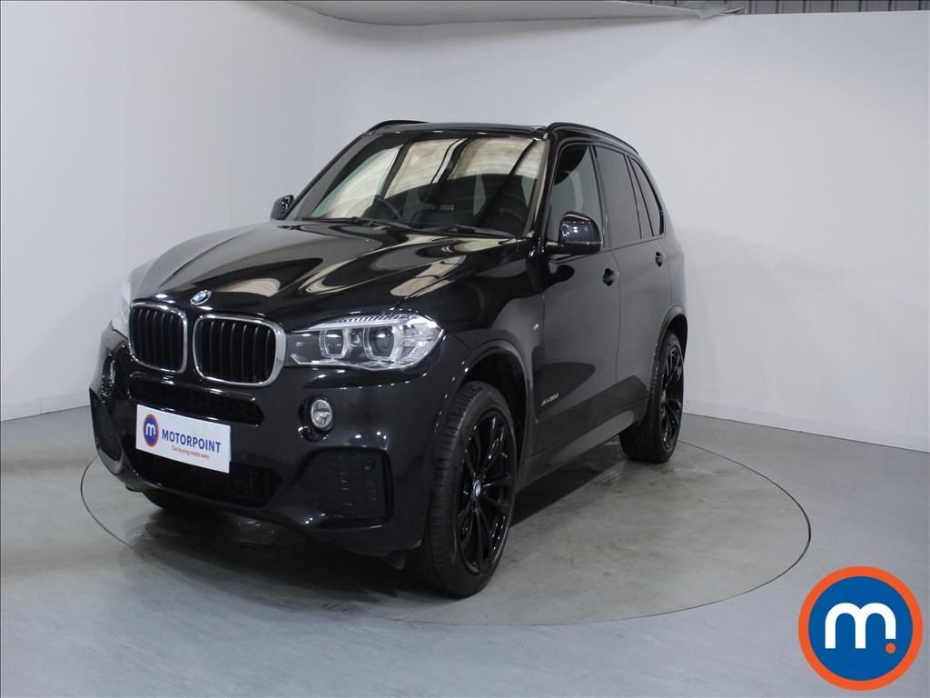 BMW X5 M Sport - Stock Number 1081657 Passenger side front corner