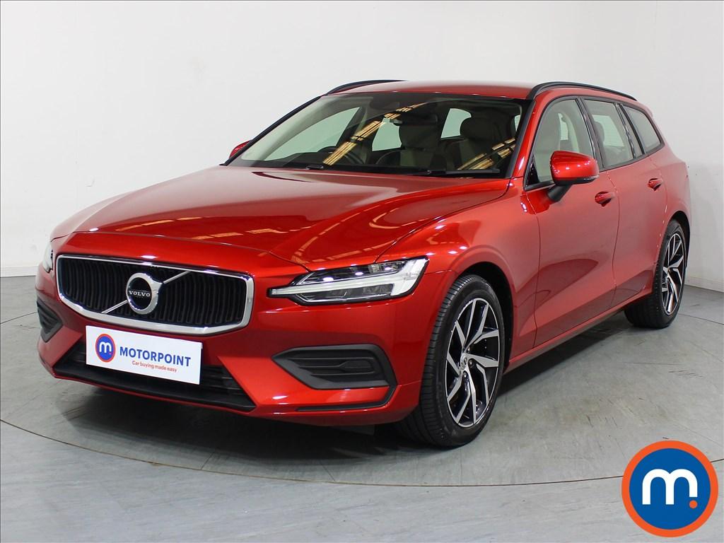 Volvo V60 Momentum - Stock Number 1086018 Passenger side front corner