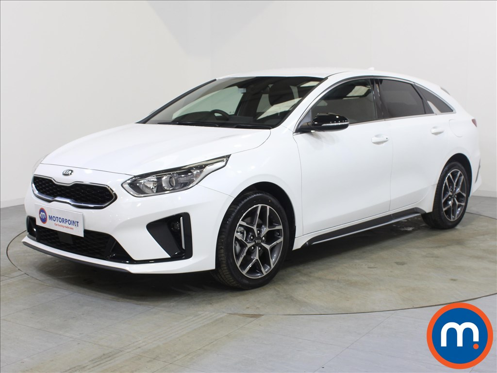 KIA Pro Ceed GT-Line - Stock Number 1085033 Passenger side front corner