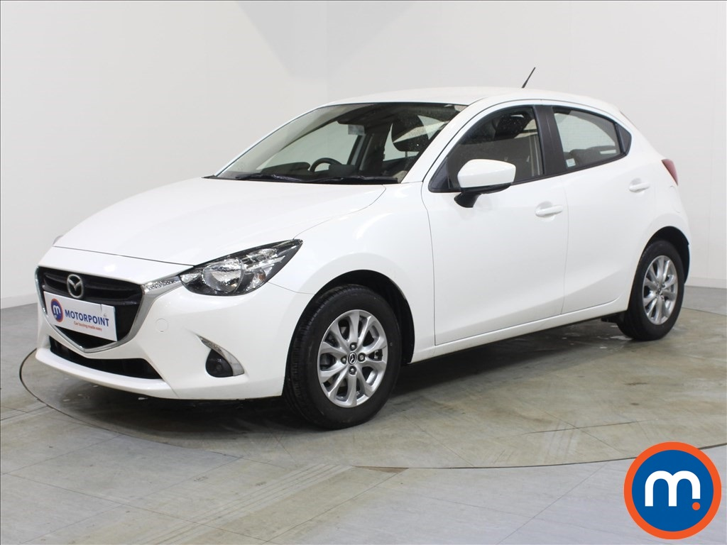 Mazda 2 SE-L Nav-Plus - Stock Number 1087810 Passenger side front corner