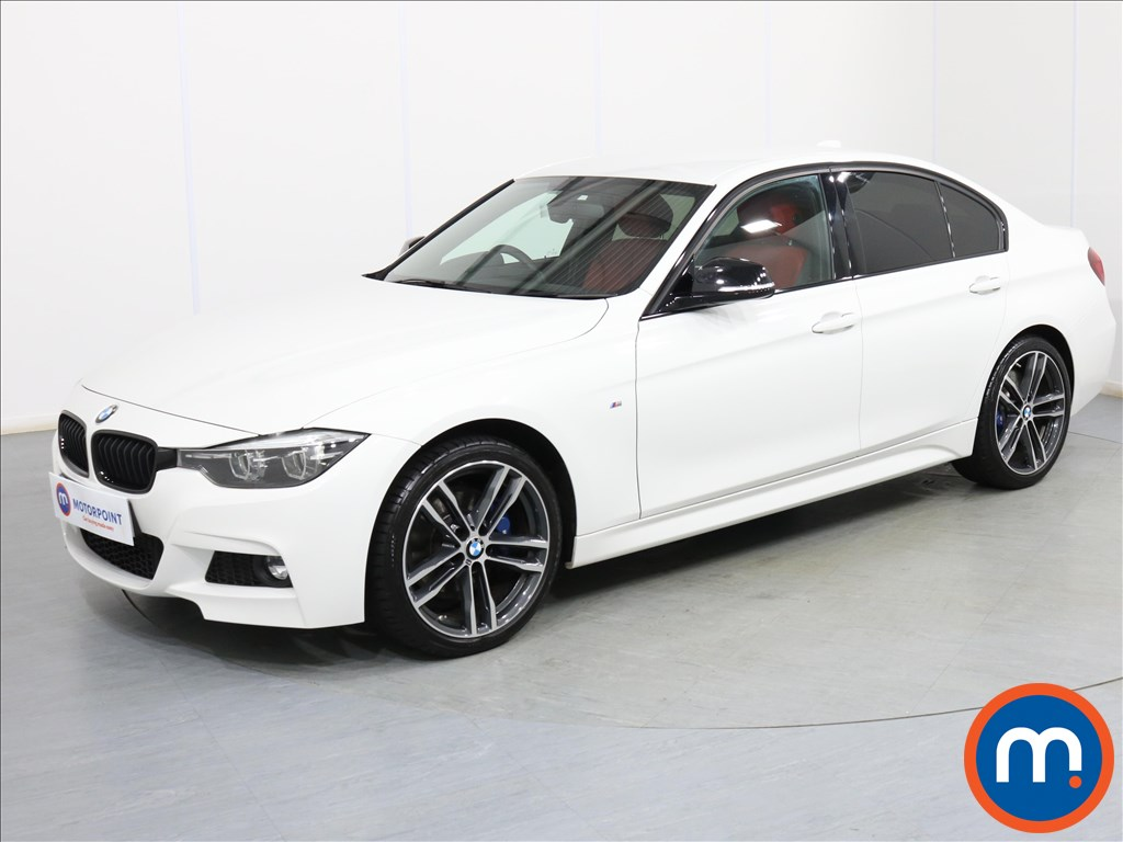 BMW 3 Series M Sport Shadow Edition - Stock Number 1092423 Passenger side front corner