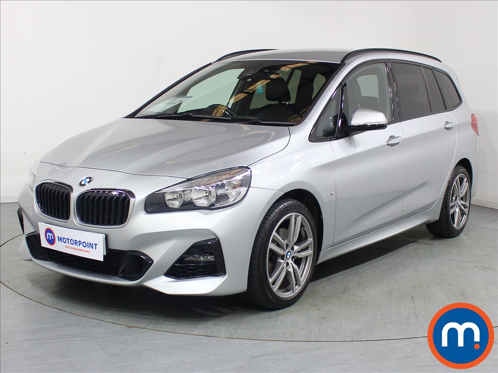 BMW 2 Series M Sport - Stock Number 1084160 Passenger side front corner
