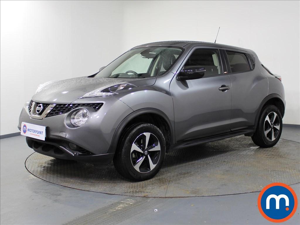 Nissan Juke Bose Personal Edition - Stock Number 1090082 Passenger side front corner