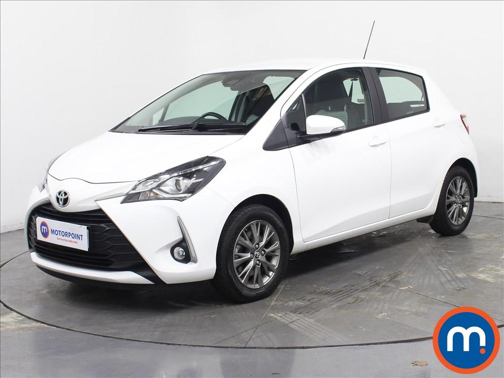 Toyota Yaris Icon - Stock Number 1088986 Passenger side front corner