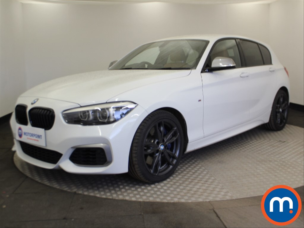 BMW 1 Series M140i Shadow Edition - Stock Number 1087274 Passenger side front corner