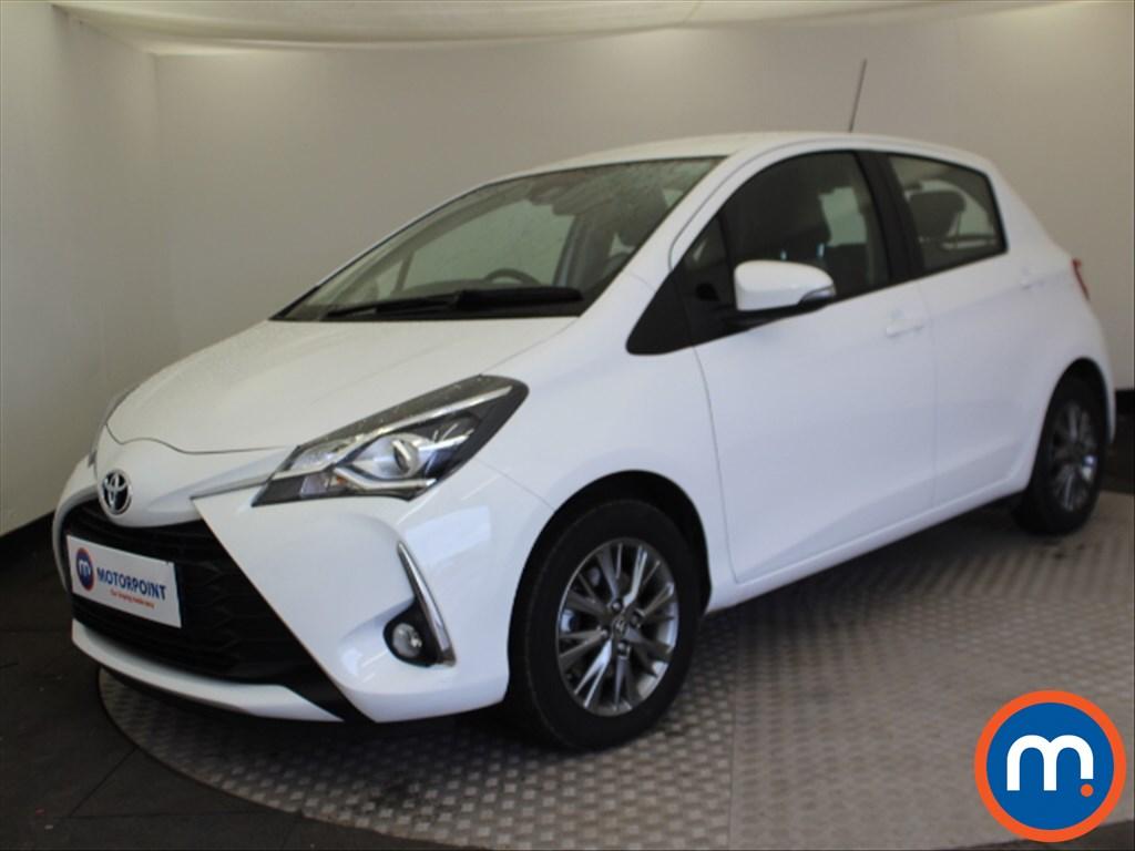 Toyota Yaris Icon - Stock Number 1090842 Passenger side front corner