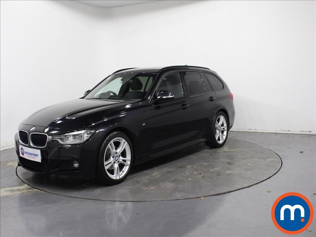 BMW 3 Series M Sport - Stock Number 1084387 Passenger side front corner