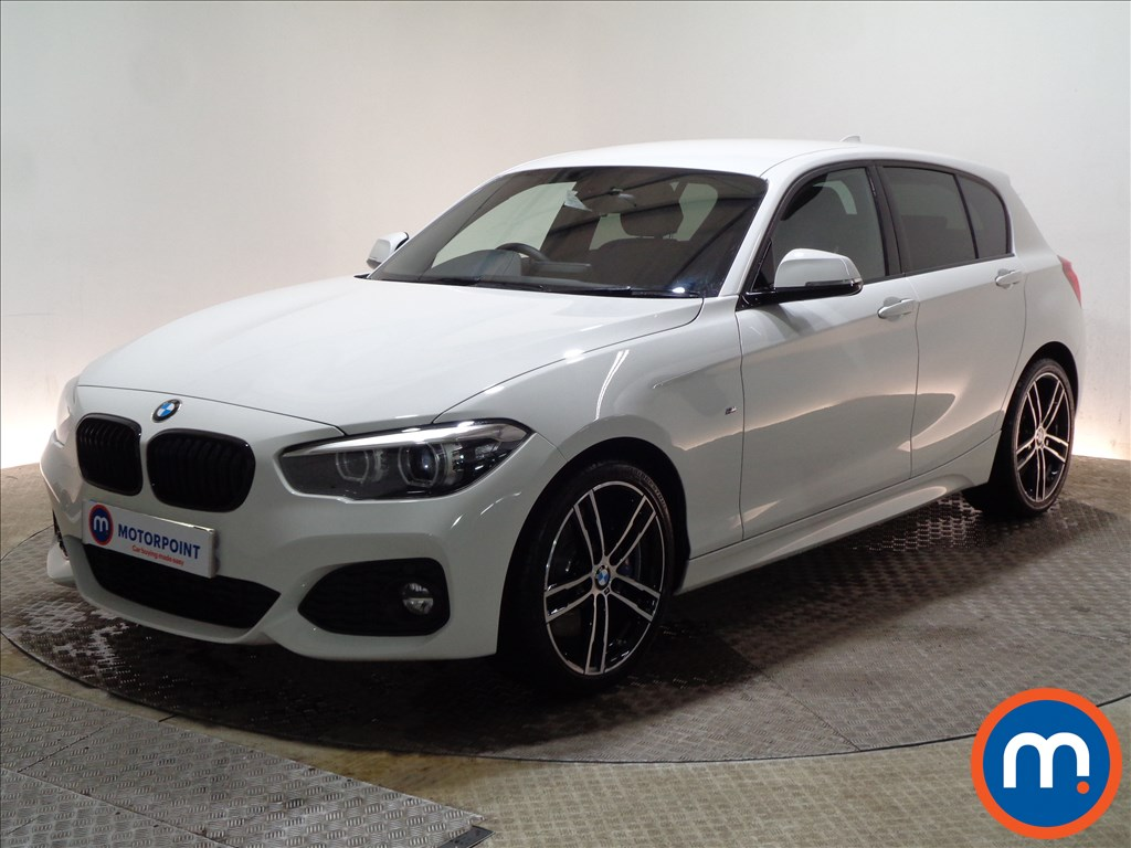 BMW 1 Series M Sport Shadow Edition - Stock Number 1087569 Passenger side front corner