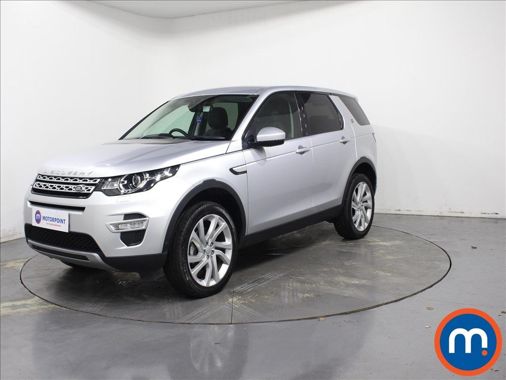 Land Rover Discovery Sport HSE Luxury - Stock Number 1086194 Passenger side front corner