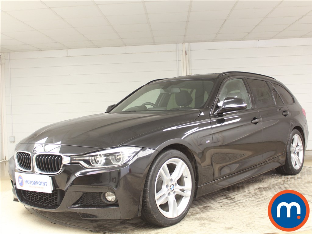 BMW 3 Series M Sport - Stock Number 1084385 Passenger side front corner