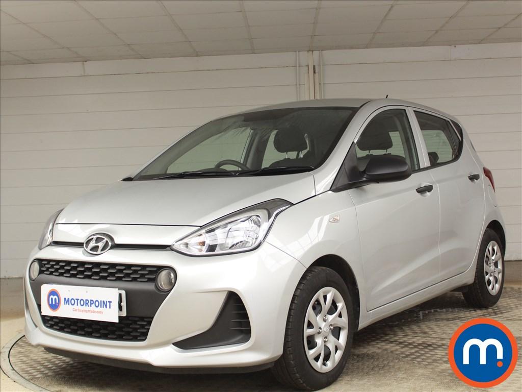 Hyundai I10 S - Stock Number 1088126 Passenger side front corner