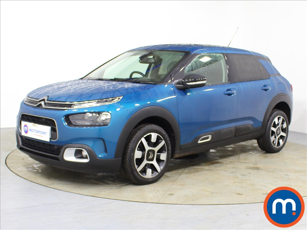 Citroen C4 Cactus Flair - Stock Number 1085603 Passenger side front corner