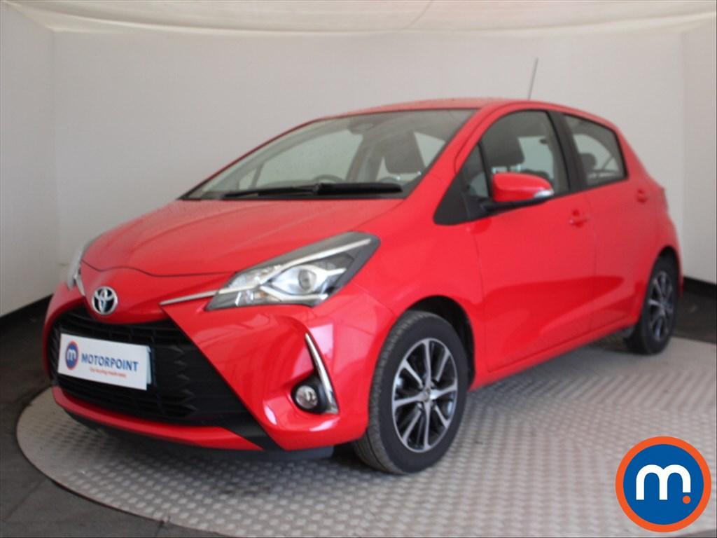 Toyota Yaris Icon Tech - Stock Number 1089913 Passenger side front corner