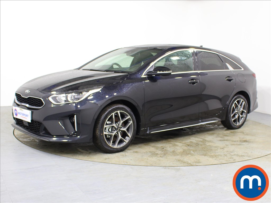 KIA Pro Ceed GT-Line - Stock Number 1085037 Passenger side front corner