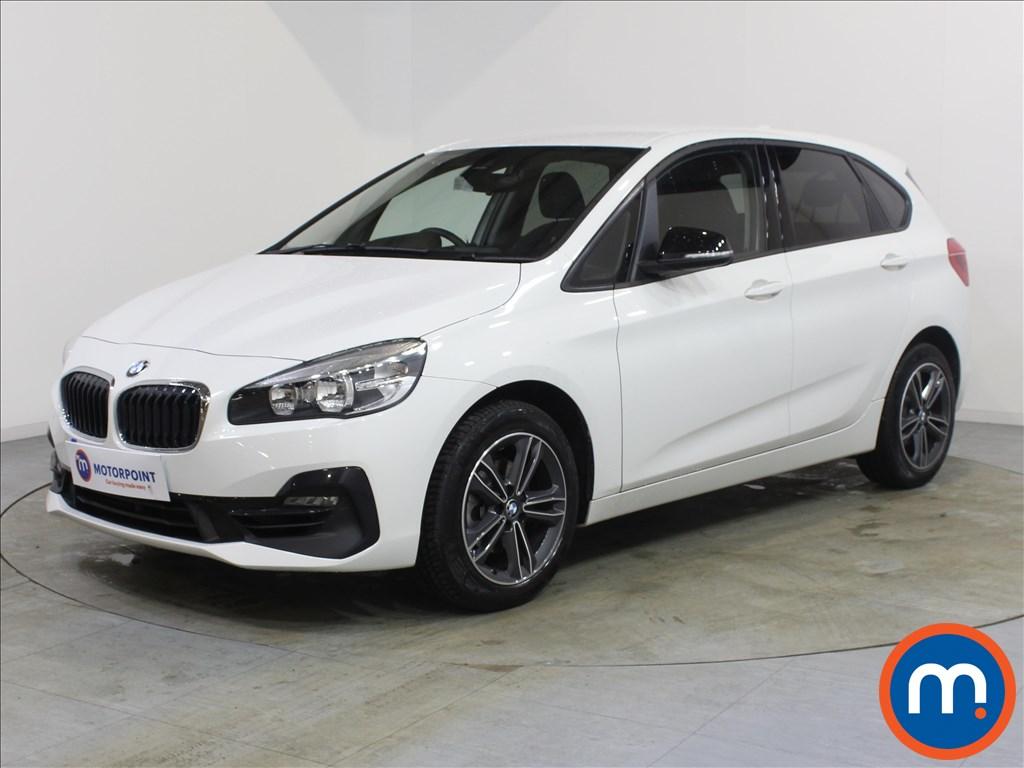 BMW 2 Series Sport - Stock Number 1091033 Passenger side front corner