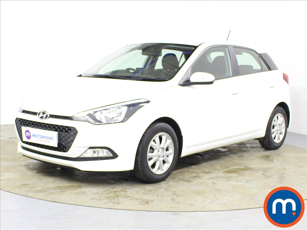 Hyundai I20 SE - Stock Number 1090723 Passenger side front corner