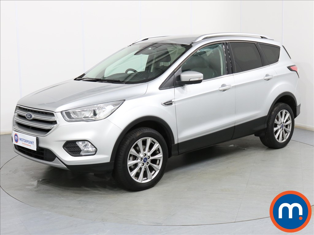 Ford Kuga Titanium Edition - Stock Number 1089230 Passenger side front corner