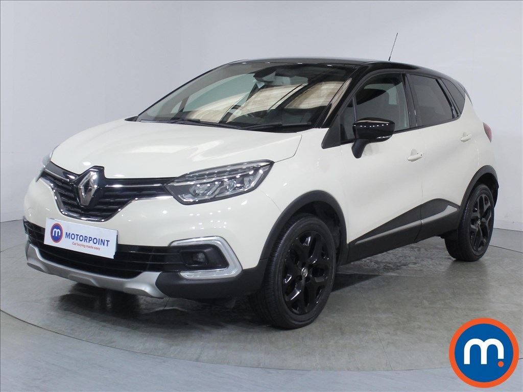 Renault Captur Signature X Nav - Stock Number 1089359 Passenger side front corner
