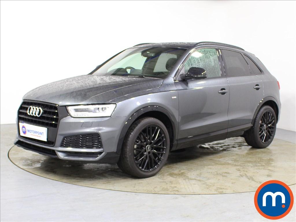 Audi Q3 Black Edition - Stock Number 1086964 Passenger side front corner