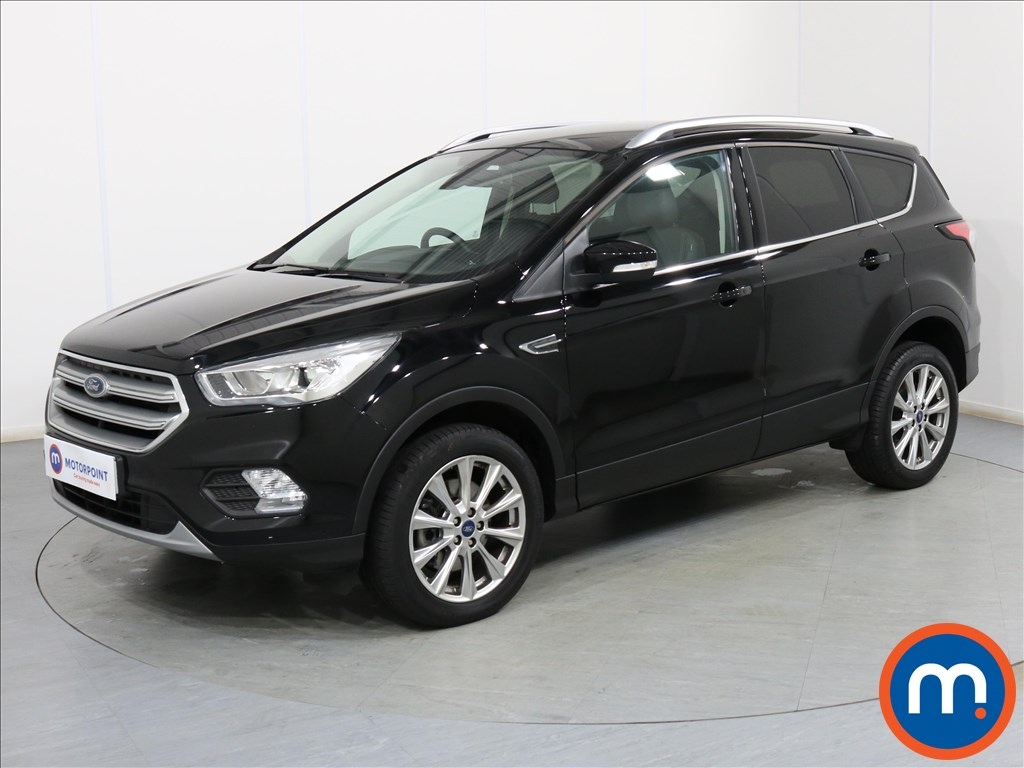 Ford Kuga Titanium Edition - Stock Number 1088974 Passenger side front corner
