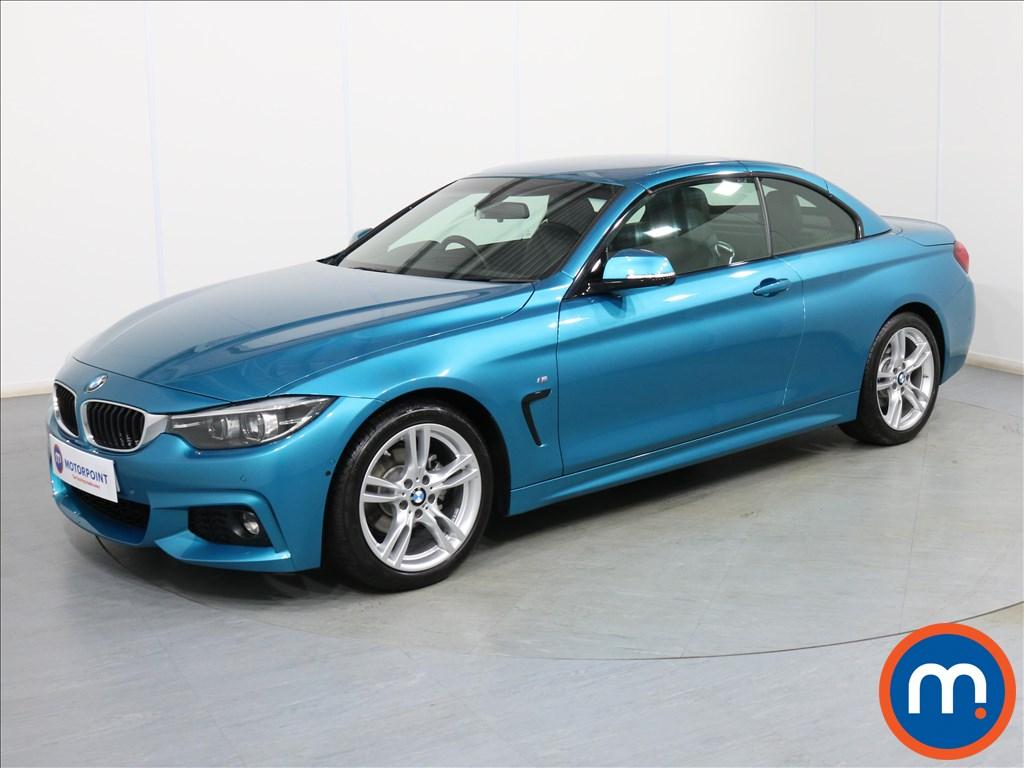 BMW 4 Series M Sport - Stock Number 1089905 Passenger side front corner