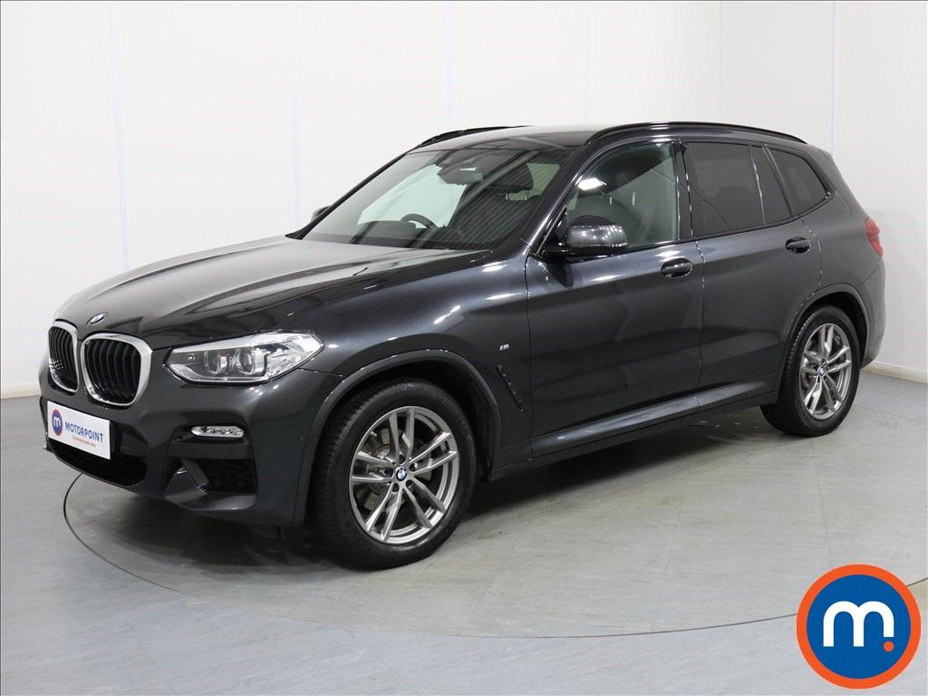 BMW X3 M Sport - Stock Number 1091887 Passenger side front corner