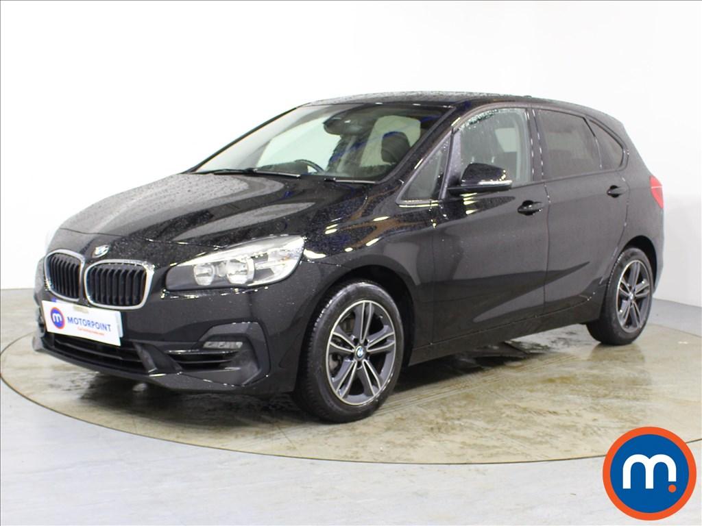 BMW 2 Series Sport - Stock Number 1088173 Passenger side front corner