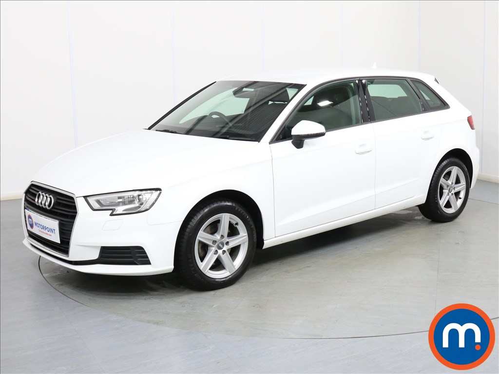 Audi A3 SE - Stock Number 1089158 Passenger side front corner