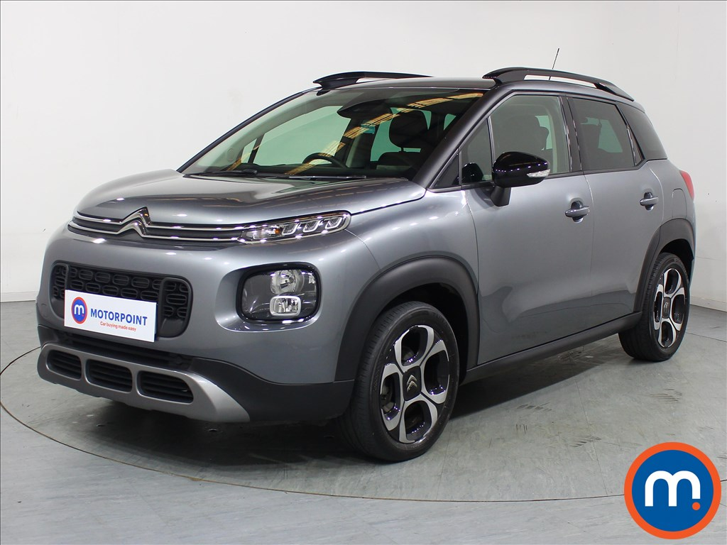 Citroen C3 Aircross Flair - Stock Number 1087027 Passenger side front corner