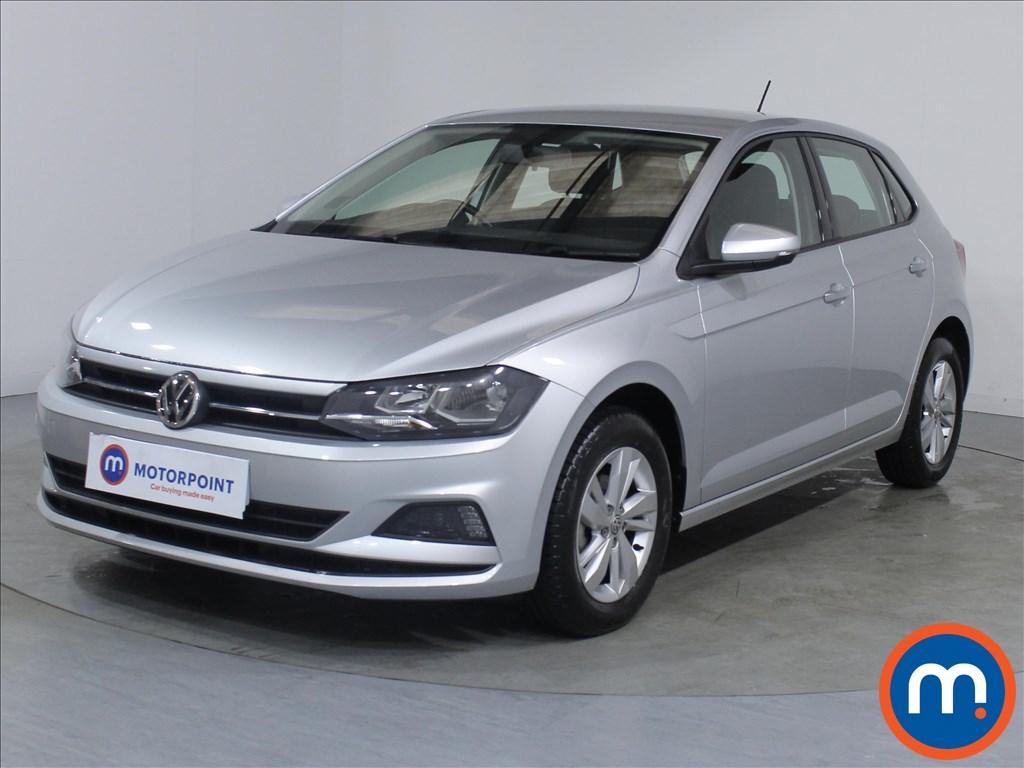 Volkswagen Polo SE - Stock Number 1091633 Passenger side front corner