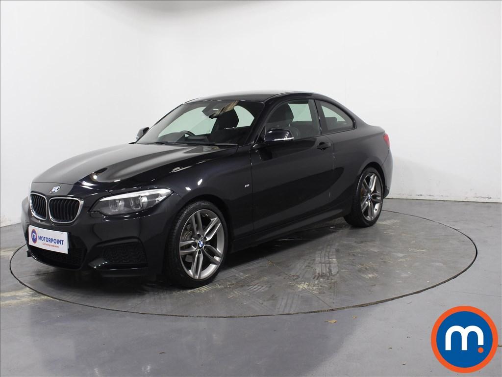 BMW 2 Series M Sport - Stock Number 1091147 Passenger side front corner