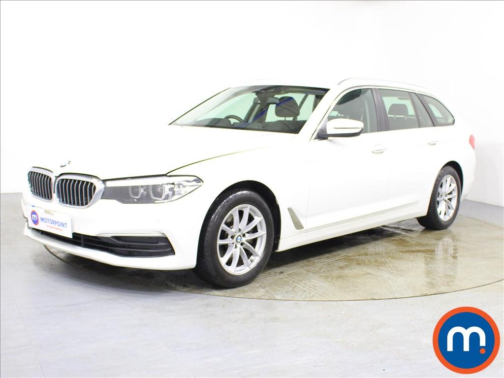 BMW 5 Series SE - Stock Number 1090990 Passenger side front corner