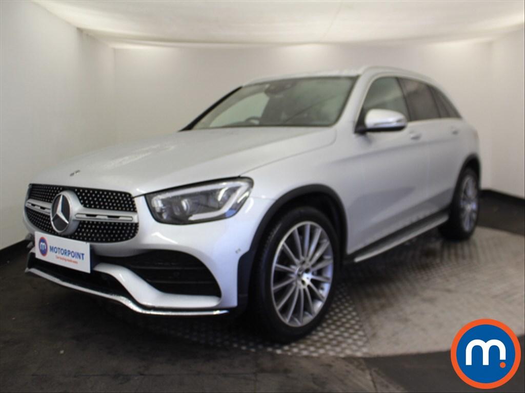 Mercedes-Benz GLC AMG Line Premium - Stock Number 1091714 Passenger side front corner