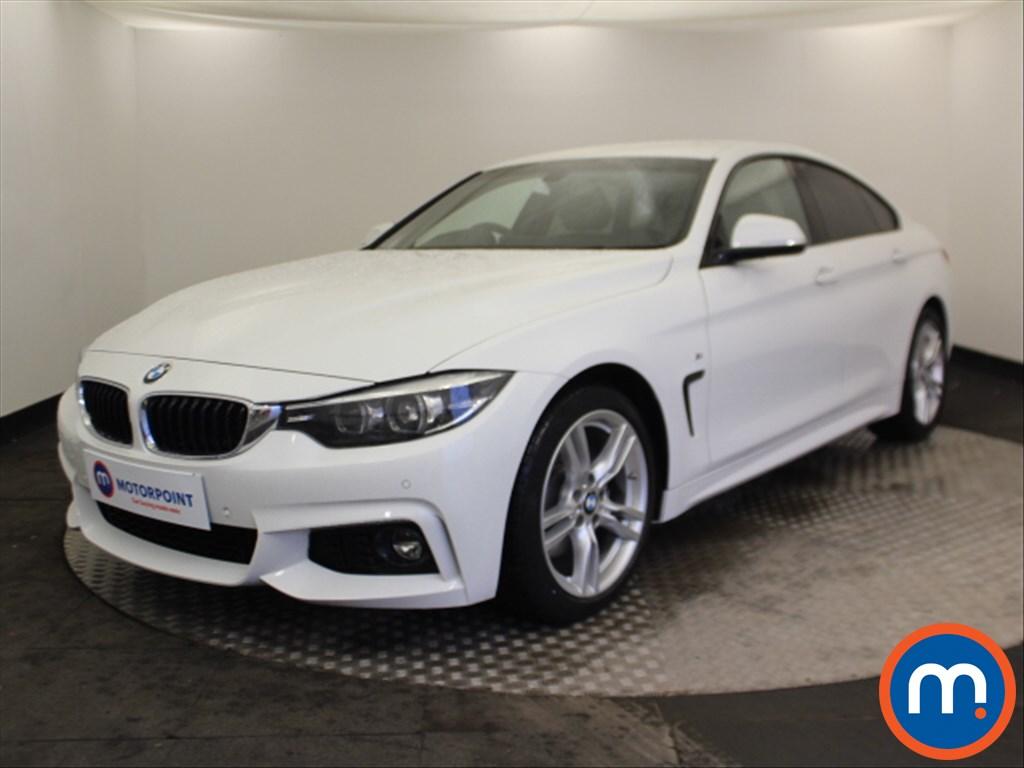 BMW 4 Series M Sport - Stock Number 1091100 Passenger side front corner