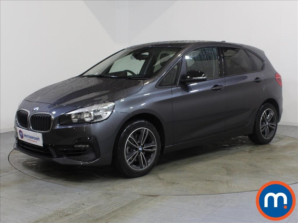 BMW 2 Series Sport - Stock Number 1091386 Passenger side front corner