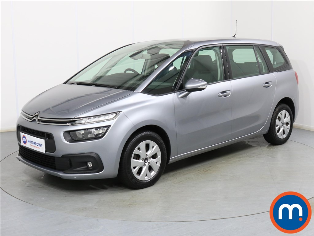 Citroen Grand C4 Spacetourer Touch Edition - Stock Number 1091158 Passenger side front corner