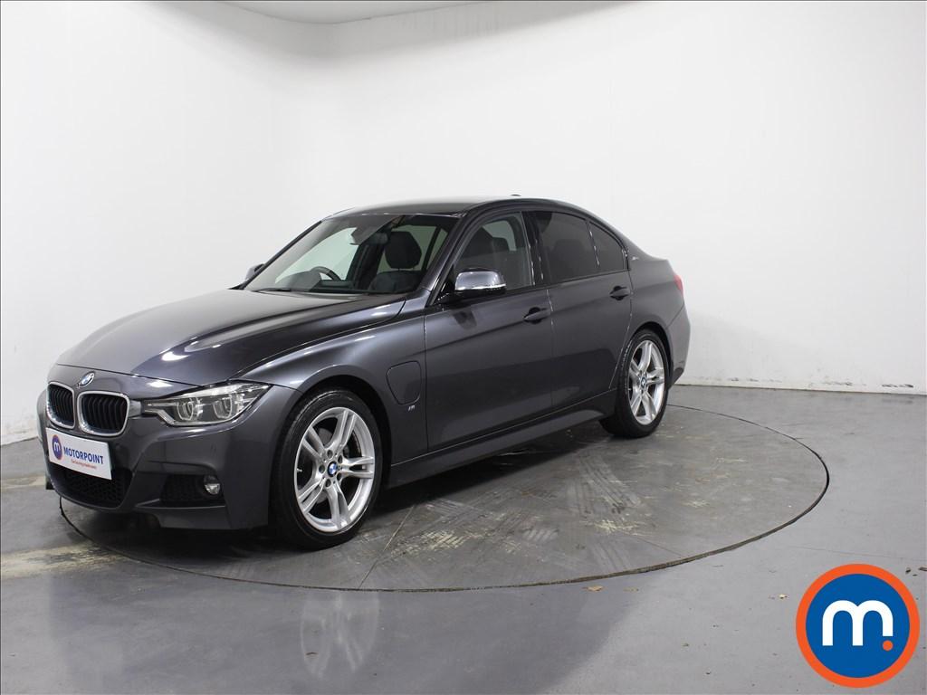 BMW 3 Series M Sport - Stock Number 1088312 Passenger side front corner