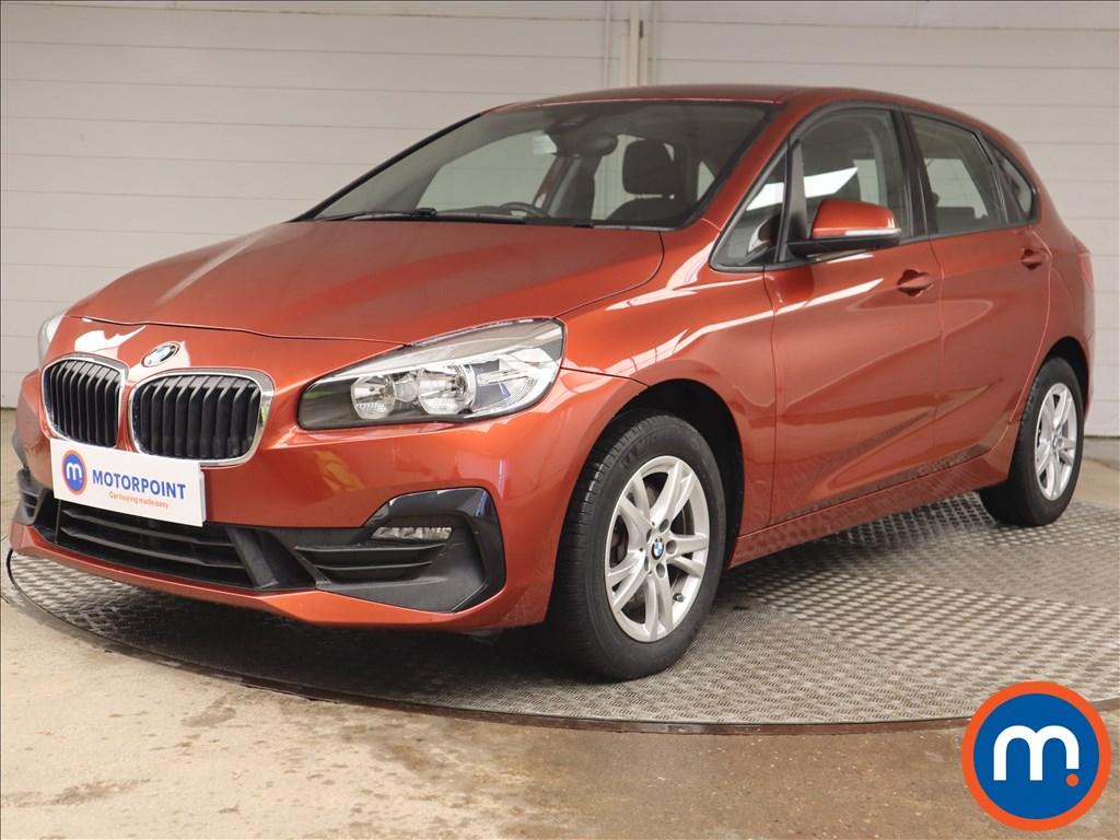 BMW 2 Series 220i SE 5dr DCT - Stock Number 1091413 Passenger side front corner