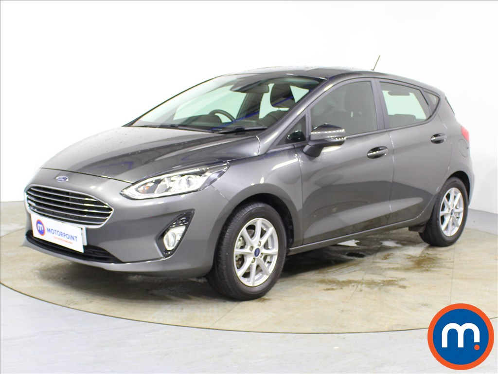 Ford Fiesta Zetec - Stock Number 1089978 Passenger side front corner