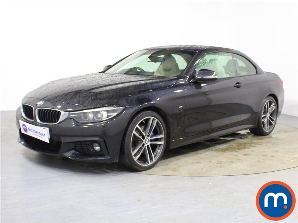 BMW 4 Series M Sport - Stock Number 1083662 Passenger side front corner