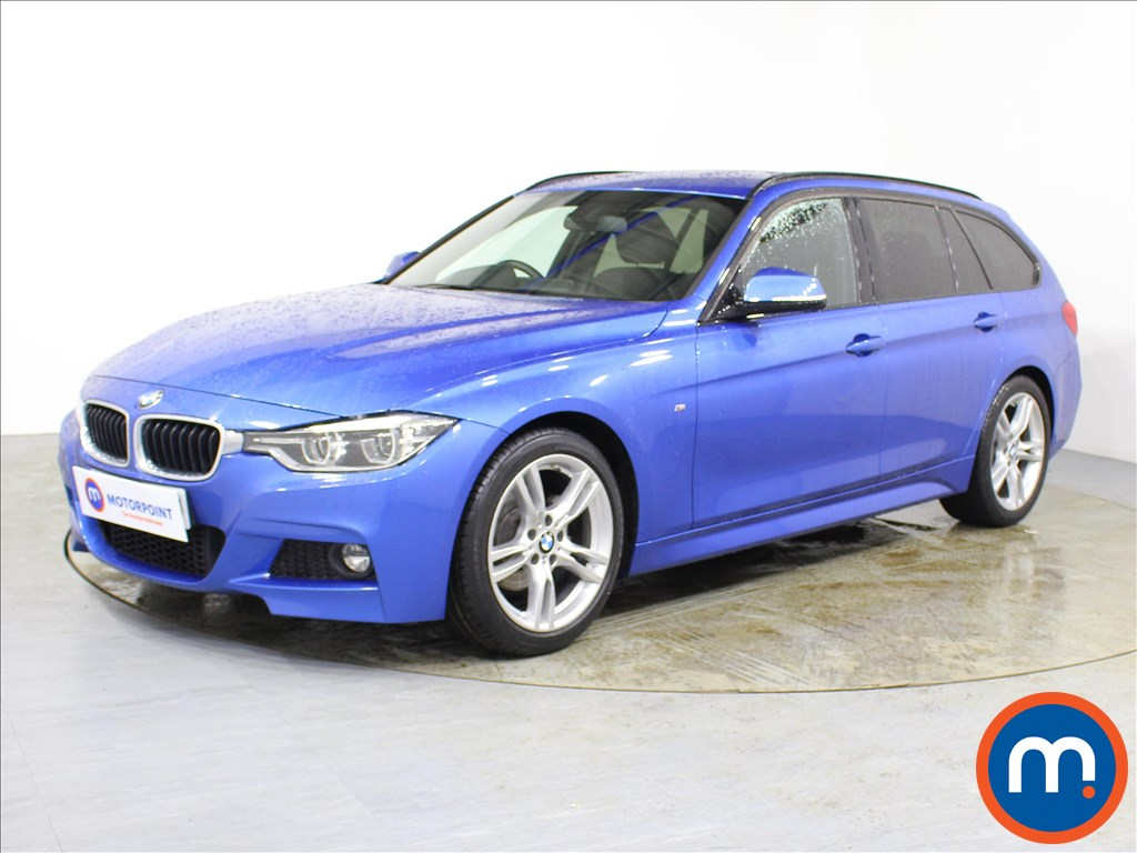 BMW 3 Series M Sport - Stock Number 1084400 Passenger side front corner