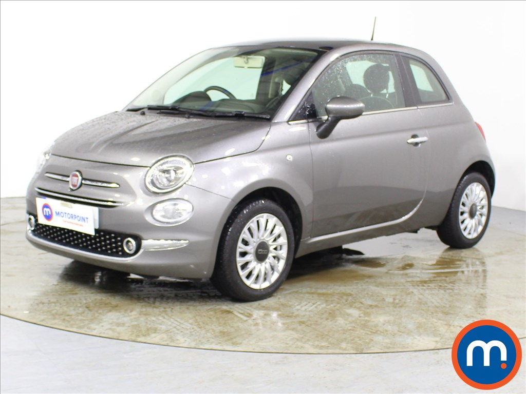 Fiat 500 Lounge - Stock Number 1085527 Passenger side front corner