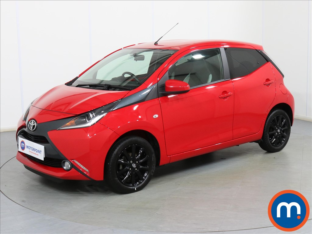 Toyota Aygo X-Style - Stock Number 1091016 Passenger side front corner