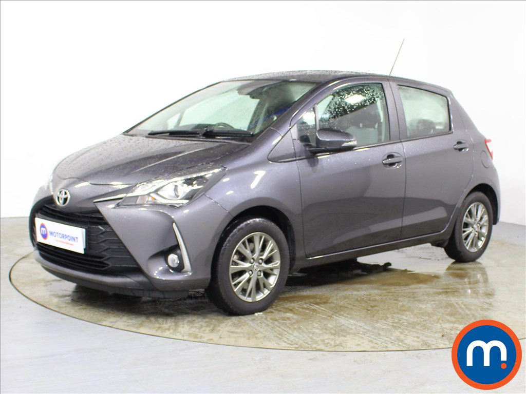 Toyota Yaris Icon - Stock Number 1088983 Passenger side front corner