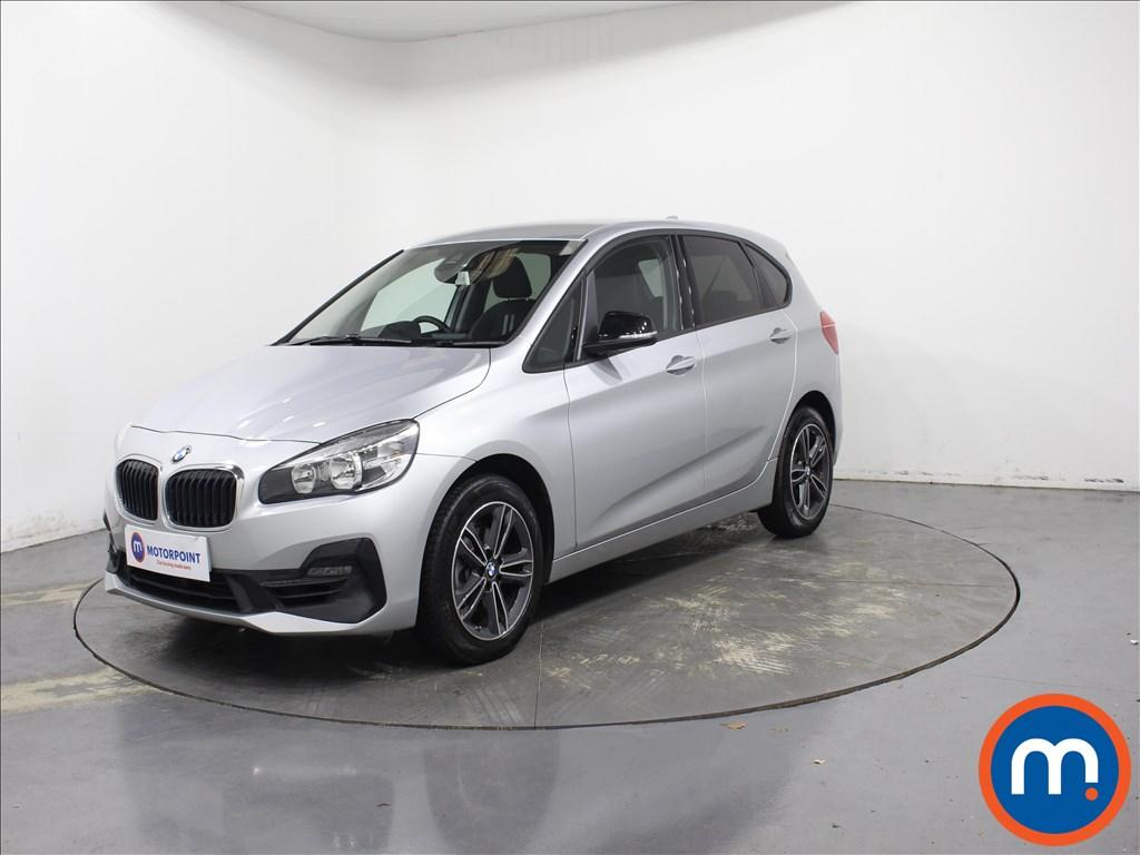 BMW 2 Series Sport - Stock Number 1091028 Passenger side front corner