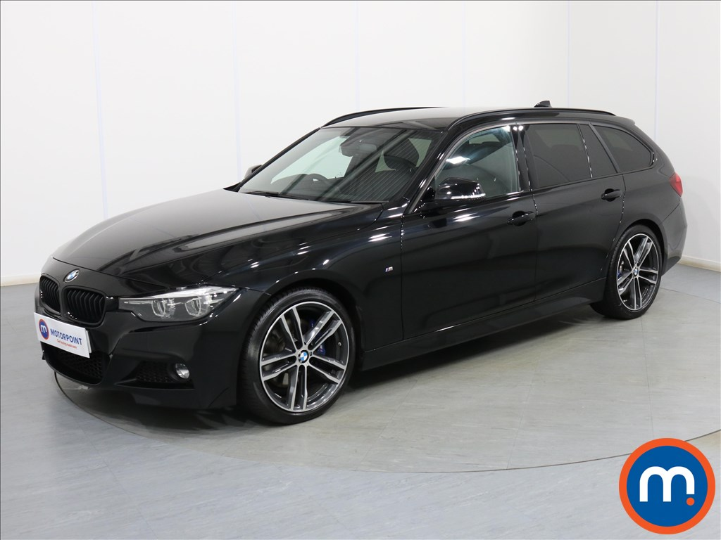 BMW 3 Series M Sport Shadow Edition - Stock Number 1089705 Passenger side front corner