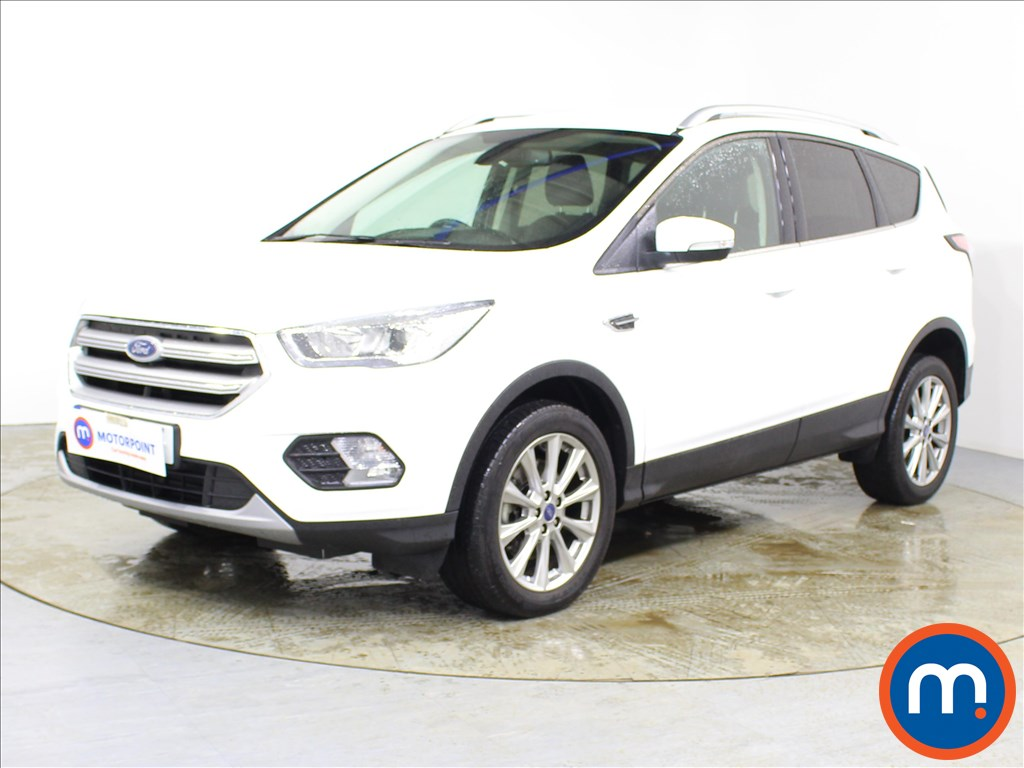 Ford Kuga Titanium Edition - Stock Number 1084891 Passenger side front corner