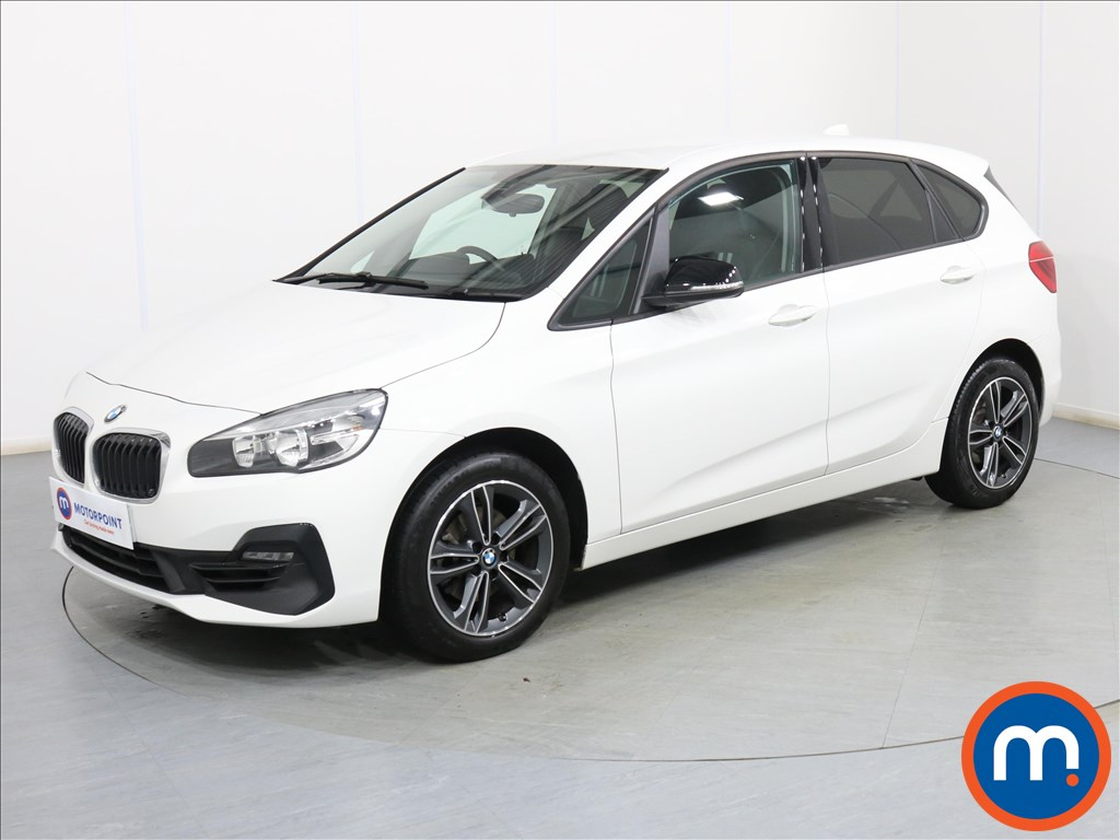 BMW 2 Series Sport - Stock Number 1092607 Passenger side front corner